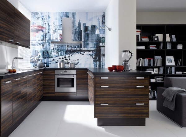 cuisine moderne allemande inspiration de conception de maison. Black Bedroom Furniture Sets. Home Design Ideas